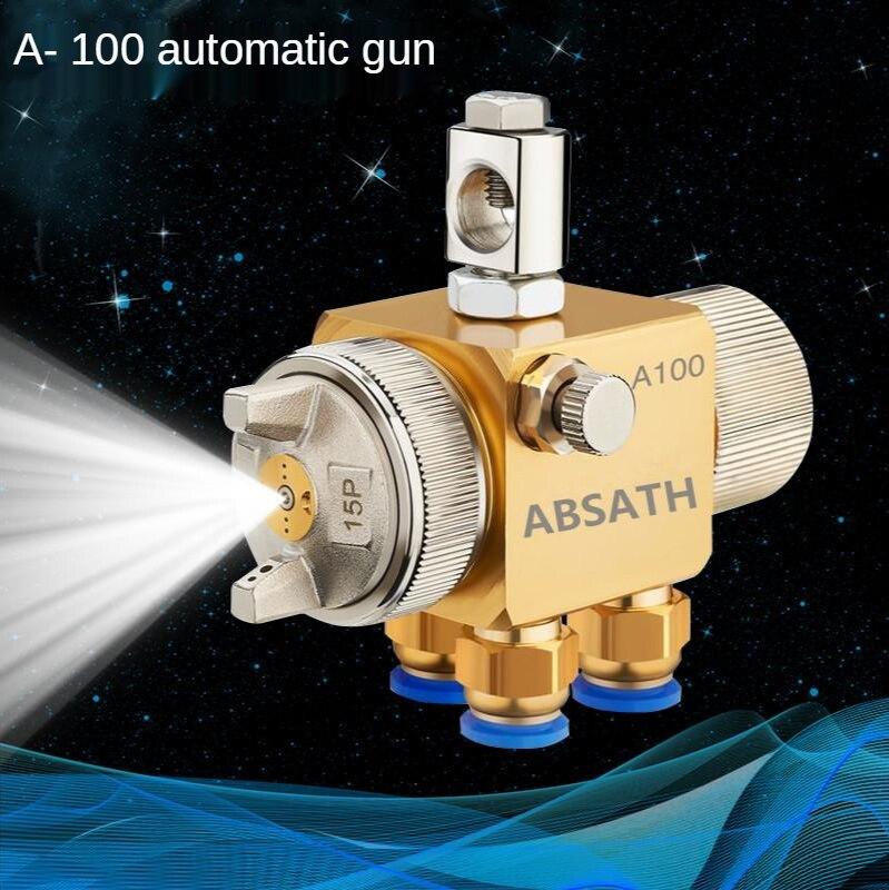 A-1000 0.5-2 عيار بندقية رذاذ موجة لحام فوهة آلة شفط فوهة الطلاء التلقائي بندقية رذاذ بندقية رذاذ