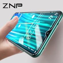 ZNP 3 adet temperli cam ekran koruyucu için Xiaomi MI 8 9 A2 A3 Lite 9T Pro cam xiaomi CC9 CC9E cam koruyucu Film