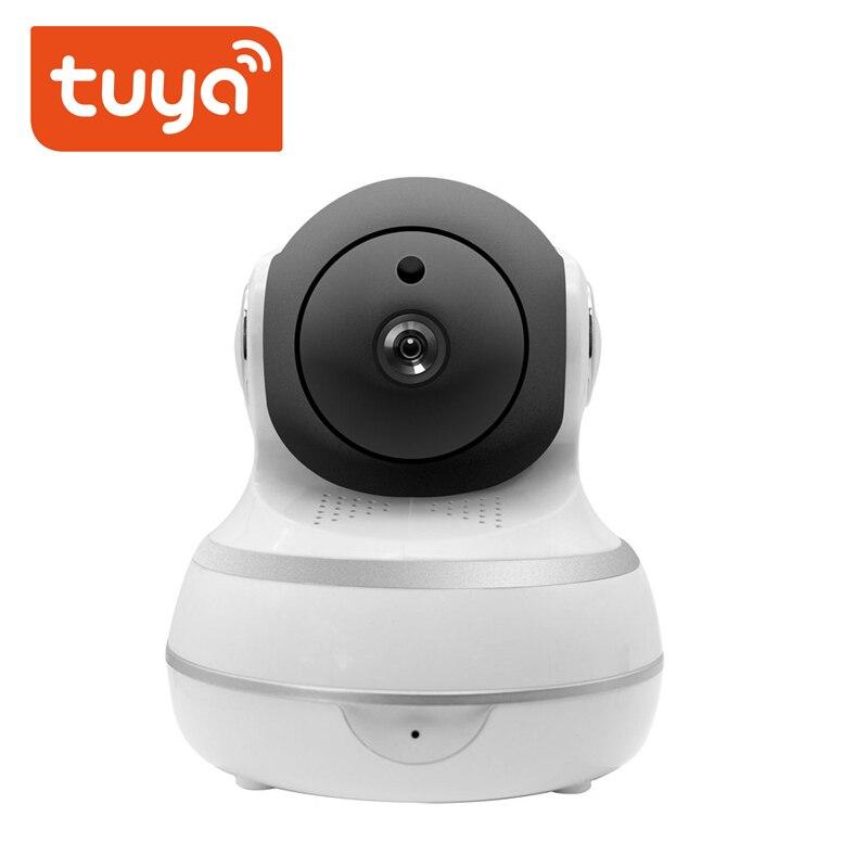 Tuay-كاميرا مراقبة خارجية PTZ IP WiFi hd 1080P ، جهاز أمان لاسلكي ، مع تتبع تلقائي ، صوت ثنائي الاتجاه ، منتجات الكاميرا الذكية ، جهاز التحكم عن بعد عن طر...