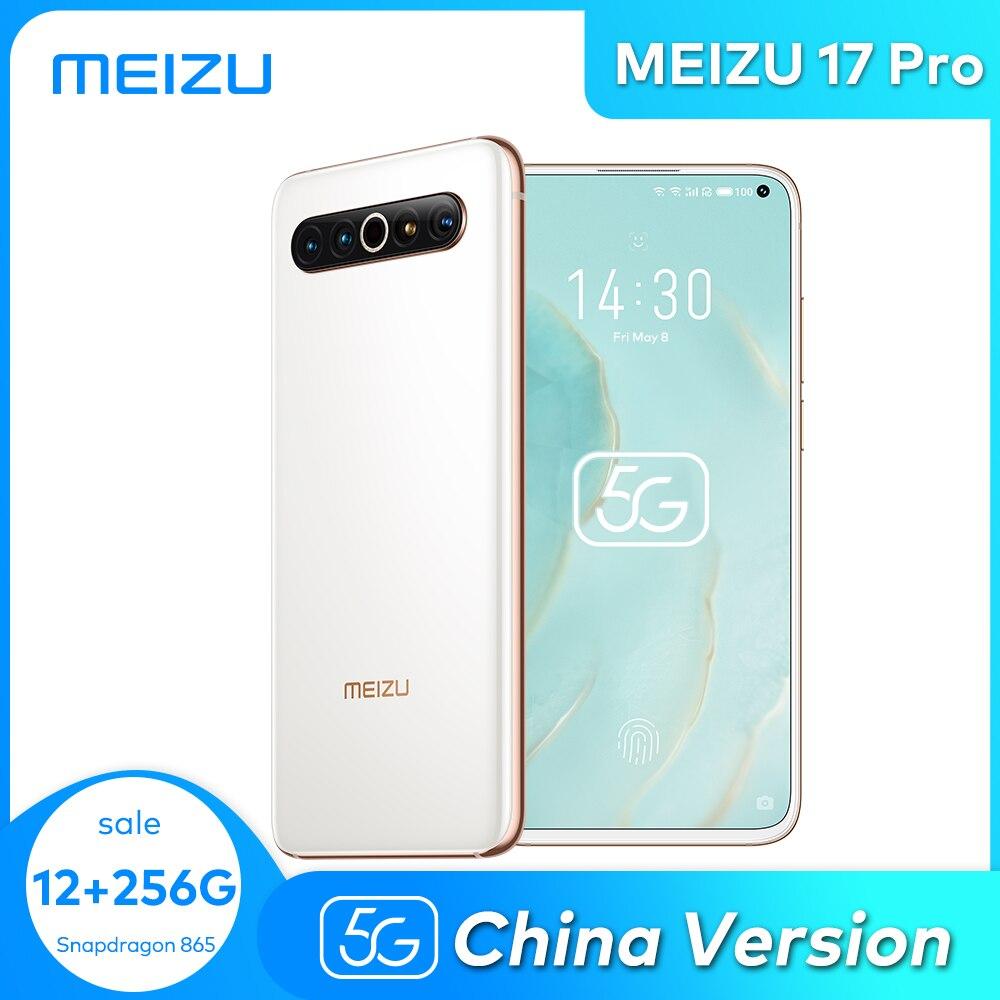 Meizu 17 Pro teléfono 5G 8G + 128G/12G + 256G Android Smartphone...
