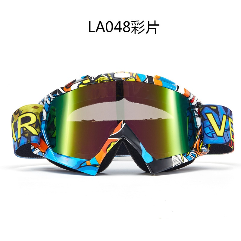 VEMAR Outdoor Motorcycle Goggles Cycling MX Off-Road Ski Sport ATV Dirt Bikes Racing Glasses Motocross  Oculos Dustproof Goggles enlarge