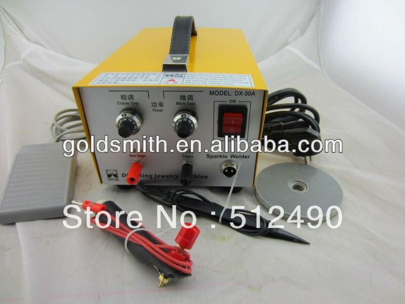 Ювелирные изделия делая 200 Вт ювелирные изделия электронный сварочный аппарат мини точечный сварщик 220В сварочный аппарат 30A