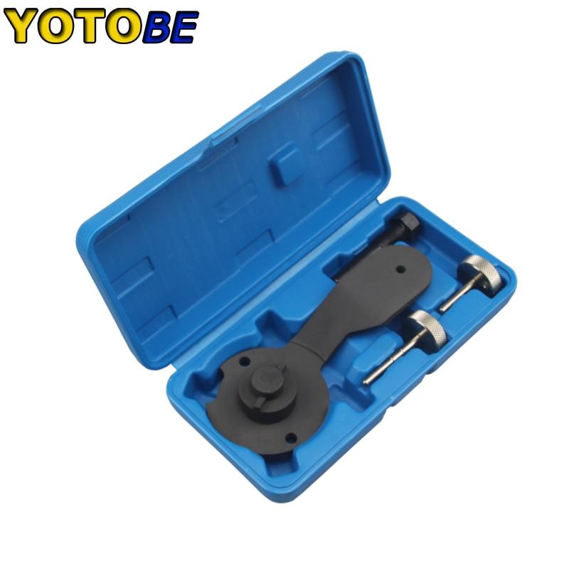 عمود الحدبات قفل مجموعة أدوات ل ترموستات التبريد بالماء لسيارة أودي 1.4 TFSI محرك أداة توقيت T10504 EA211
