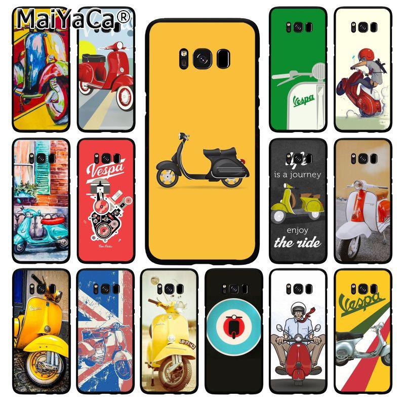 MaiYaCa, funda para teléfono francés en París con pintura para Samsung Galaxy S10, S10E, S6, S7, S8, S9 Plus, S10lite, S5, S20