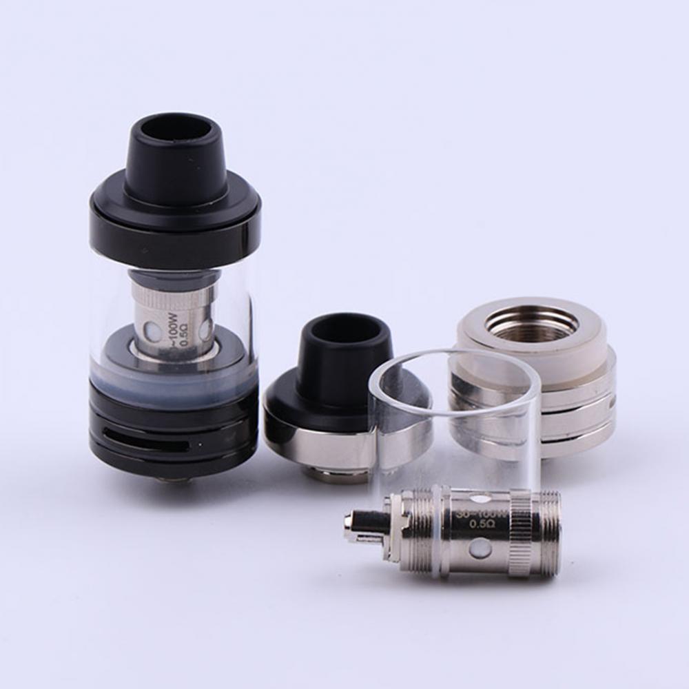 Mini Atomizer Top Filling Tank 2.5ml Sub Ohm for Eleaf iStick PICO 75W TC Heat-insulated Mouthpiece