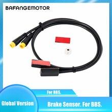 Elektrische Fahrrad Brems Sensor für Bafang BBS Mechanische/Hydraulische Power Cut Off für BBS01 / BBS02 / BBSHD Bremse sensor