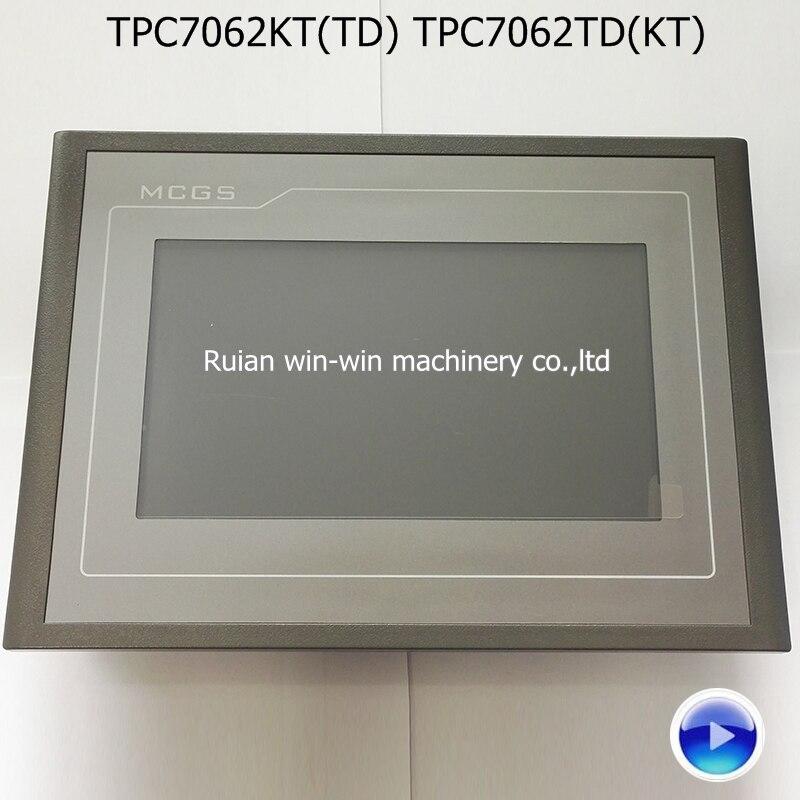 TPC7062KT(TD) TPC7062TD(KT) PLC controlador de pantalla táctil