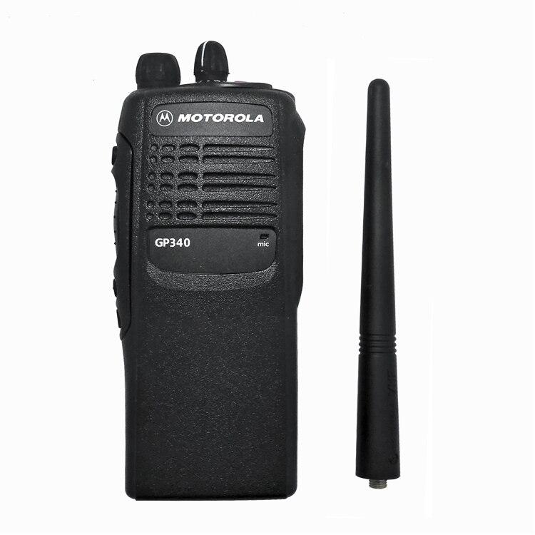 GP328/340 Long Range Walkie-Talkie Professional Transceivers VHF UHF Two Way Radio,walkie talkie 50km enlarge