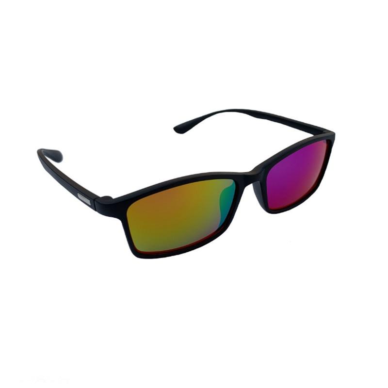 Lunettes correctrices de couleur rouge verte   GLTREE rouge, lunettes de couleur pour femmes hommes couleur du permis de conduire GYS1