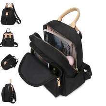 New Women Backpack Anti-Theft Travel Backpack Oxford Large Capacity School Bags for Teenage Girls Mo