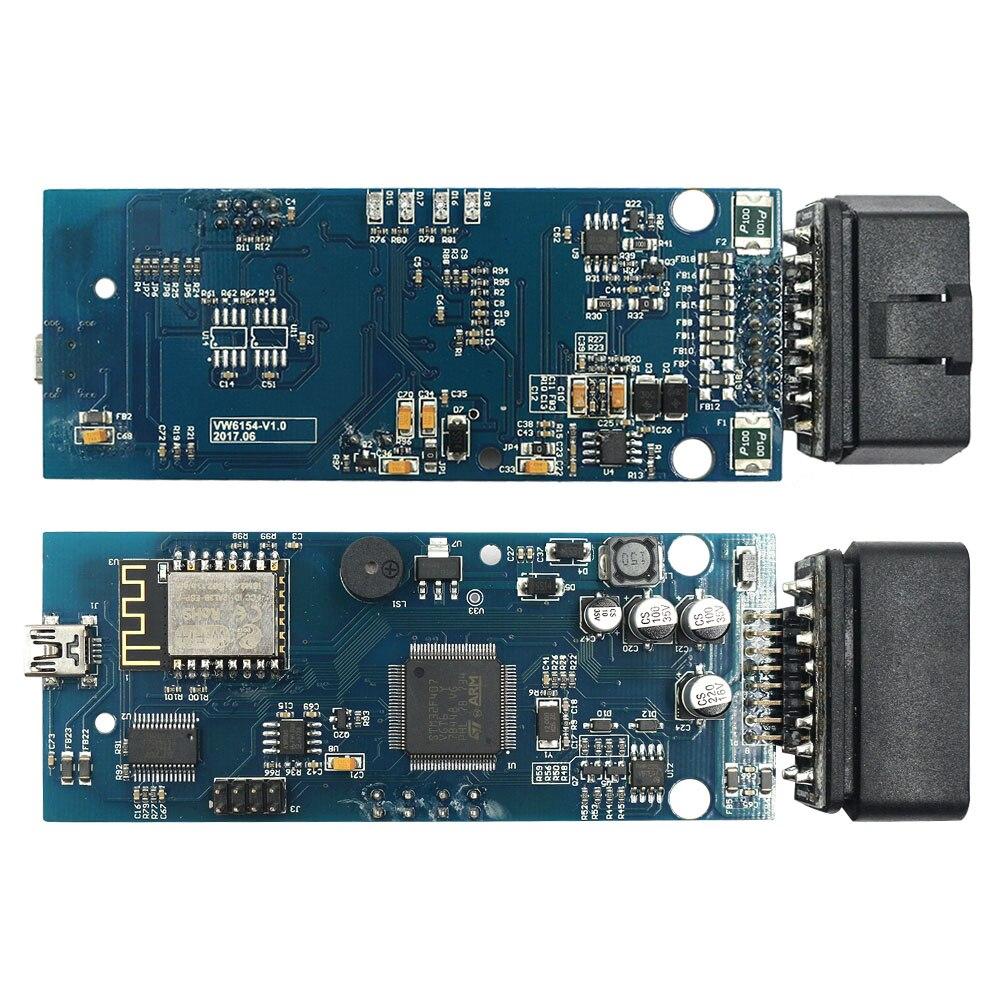VAS6154, V6.10, V7.11, Wi-Fi, VAS 6154, , VAG