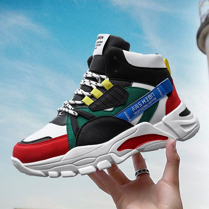 Zapatillas deportivas de poliuretano para invierno para Hombre, Calzado deportivo de felpa,...