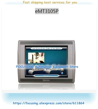 Orignal New In Box For Touch Panel EMT3105P HMI
