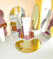 Акриловый зеркальный фон для фотостудии, реквизит для фотосъемки, аксессуары для косметики и ювелирных изделий, Фотофон для фотосъемки
