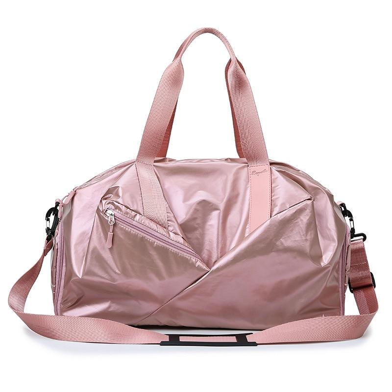 Фото - Новинка 2020, женская сумка через плечо, Корейская женская сумочка, вместительная сумка-мессенджер, Женская нейлоновая сумка-тоут через плечо... сумка через плечо женская tamaris matilda 2959182 518 светло розовый