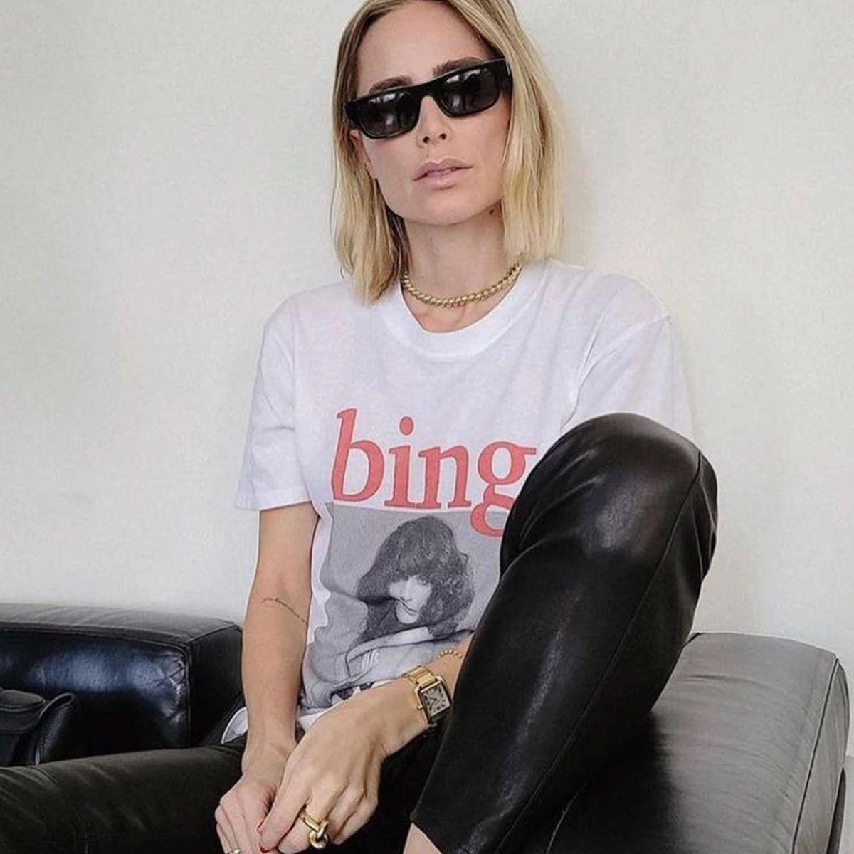 Imagem clássica retro camiseta mulher verão manga curta em torno do pescoço de algodão cozy tshirts camisetas casuais do vintage topos 2021
