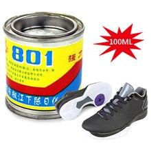 100ml Shoe Waterproof Glue Strong Super 801Glue Liquid Leather For Fabric Repair Tool Super Adhesive