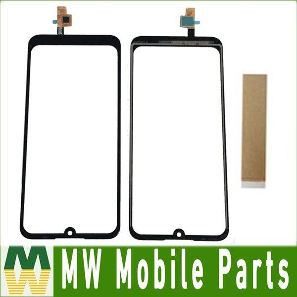 ORIGINAL For BQ Mobile BQ-6040L Magic BQ6040L BQ 6040L BQ-6040L Touch screen Glass sensor Digitizer With tape