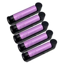 EAIEP 5 uds 18650 batería recargable Li-Ion batería recargable + 5 uds cargador USB para 3,7 v Li-Ion 26700, 26650, 26500, 21700