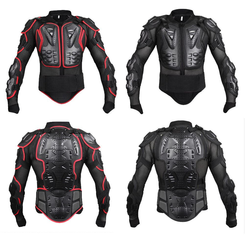 Motorcycle Jacket Full Body Motorcycle Armor Suit Motocross Racing Moto Jacket Riding Motorbike Protection Size S-5xl For Men enlarge
