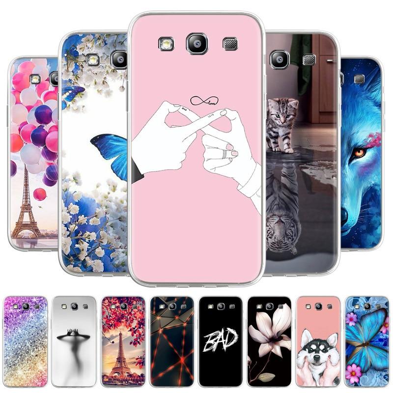 Funda de TPU para Samsung Galaxy S3, S3 Neo, SIII, I9300, 9305,...