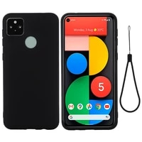 1pc comfortable touch shell shockproof case compatible for pixel 5a 5g