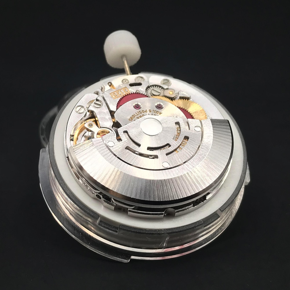 SEIKO RLX 3135 Mechanical Movement VR NOOB CHINA Clone Automatic Movt Replacement High Quality Made For Luxury Brand Watch enlarge