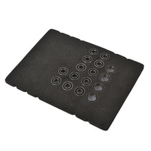 RC métal scellé jeu de roulements à billes pour Tamiya TT01 TT01D TT01R châssis TT02B 53497 54025
