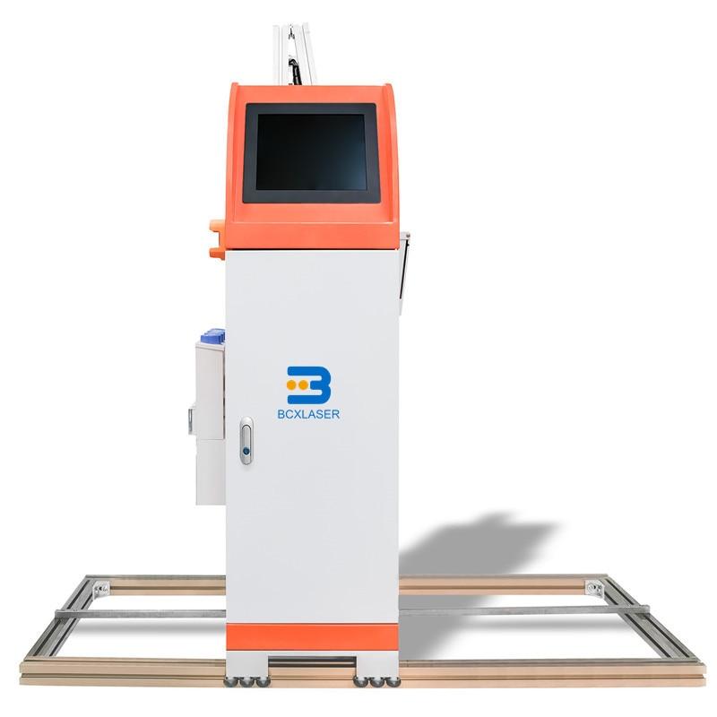 3D УФ Интеллектуальный вертикальный настенный принтер, цифровой струйный принтер для печати лака прямо на стену
