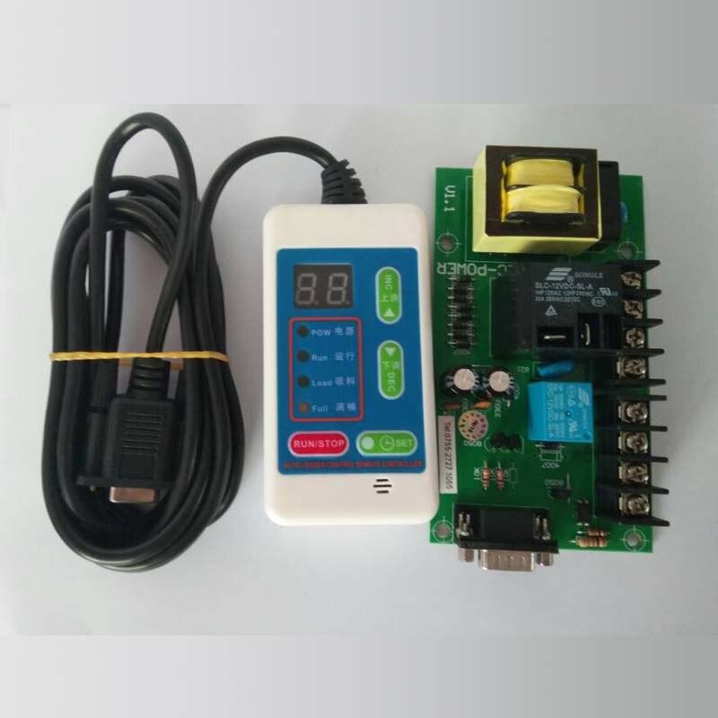 صندوق يدوي WSAL300G آلة شفط لوحة تحكم أوتوماتيكية حقن صب آلة شحن آلة صندوق يدوي لوحة الكمبيوتر