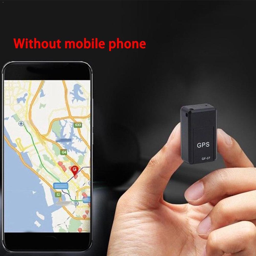 Фото - Мини gps-трекер, противоугонное устройство, умный указатель, магнитное время, устройство для отслеживания автомобиля, настоящий трекер, магн... противоугонное устройство