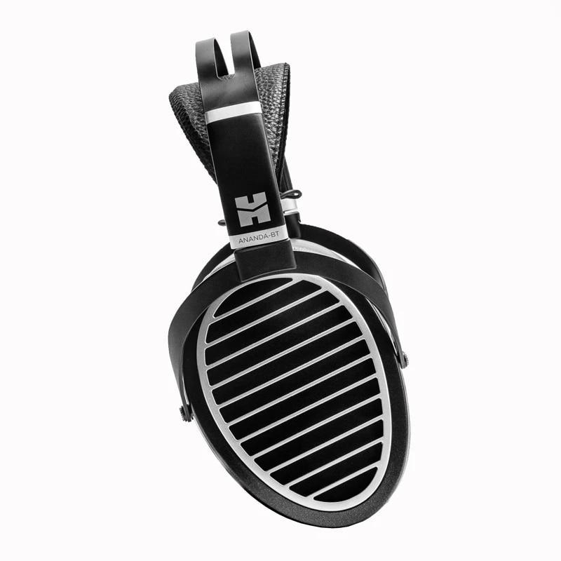 هيفيمان أناندا-BT عالية الدقة بلوتوث الإفراط في الأذن مستو المغناطيسي كامل الحجم سماعة مع مايكروفون وحالة السفر ، APTX-HD HWA LDAC