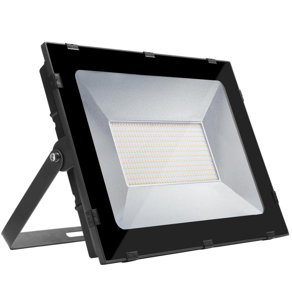 2PCS 200W Utrathin LED הארה חם לבן 5th Genreration לילה אורות עבור מגרשי כדורסל כדורגל שדות גנים מטרים