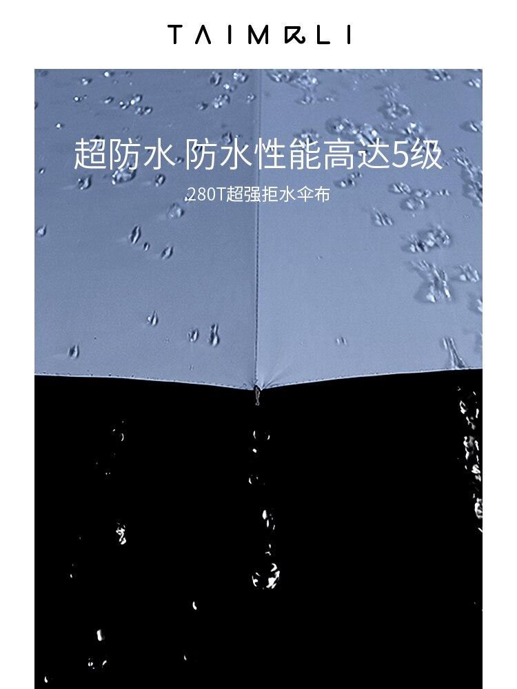 Automatic Umbrella High Quality Luxury Business Large Women Men Umbrella Waterproof Minimalist Guarda Chuva Umbrella BC50YS enlarge