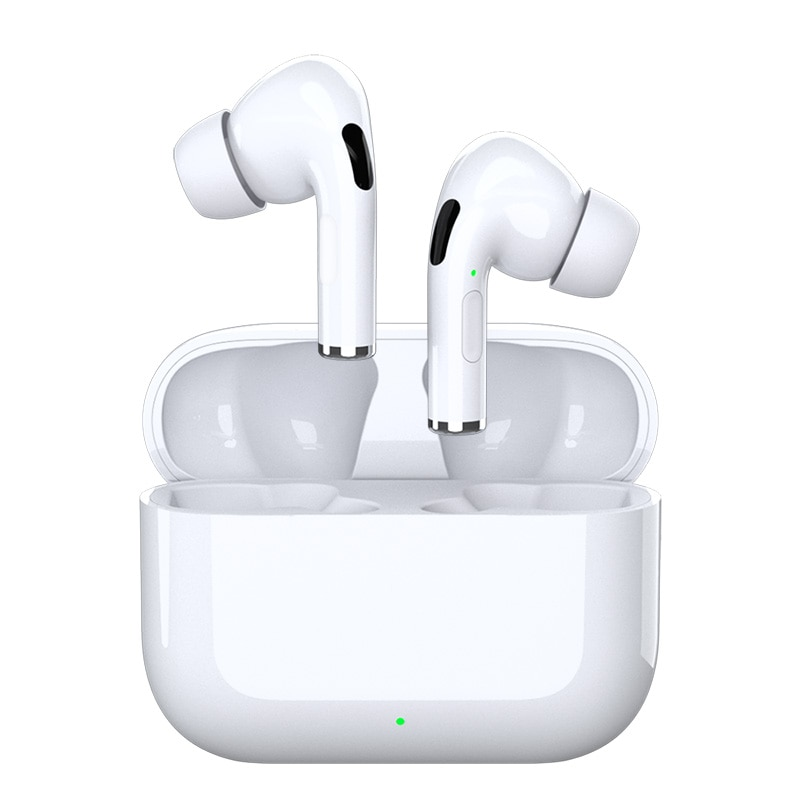 TWS Bluetooth Wireless Touch Earphones Stereo Sports Earbuds with Charging Box Handsfree Headset wit