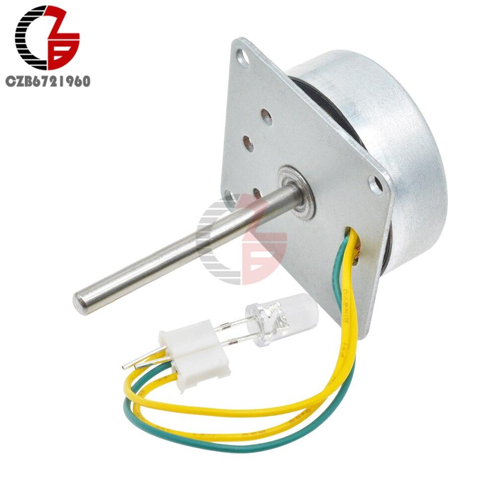 Micro generador de tubo de viento sin escobillas CA trifásico, Motor, generador de manivela