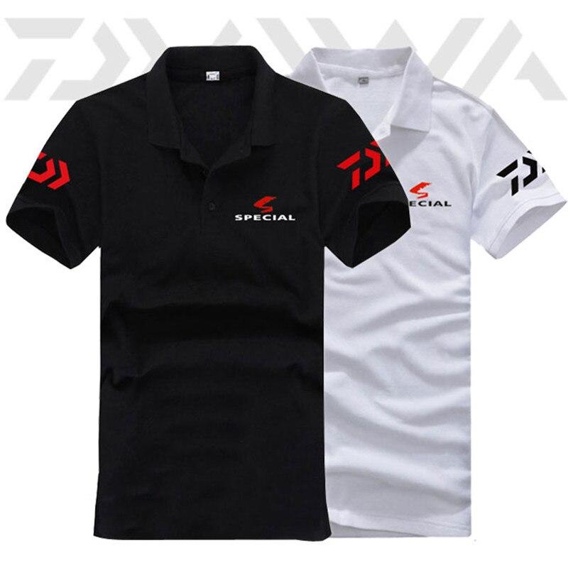 2021 Daiwa chemises de pêche vêtements manches courtes séchage rapide respirant anti-uv Protection solaire vêtements