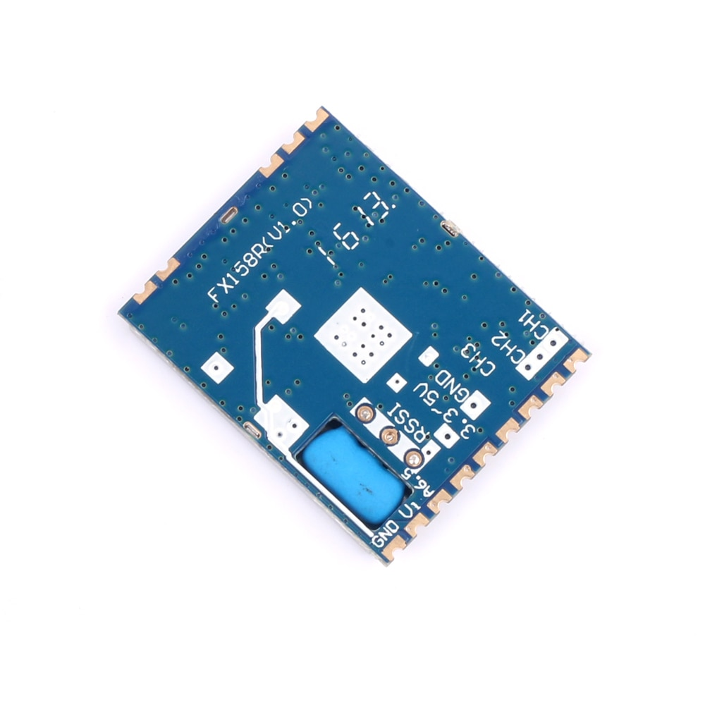 FX RX5808 5.8G FPV Mini Wireless Audio Video Receiver Module  for FPV System RC Helicopter RC Parts