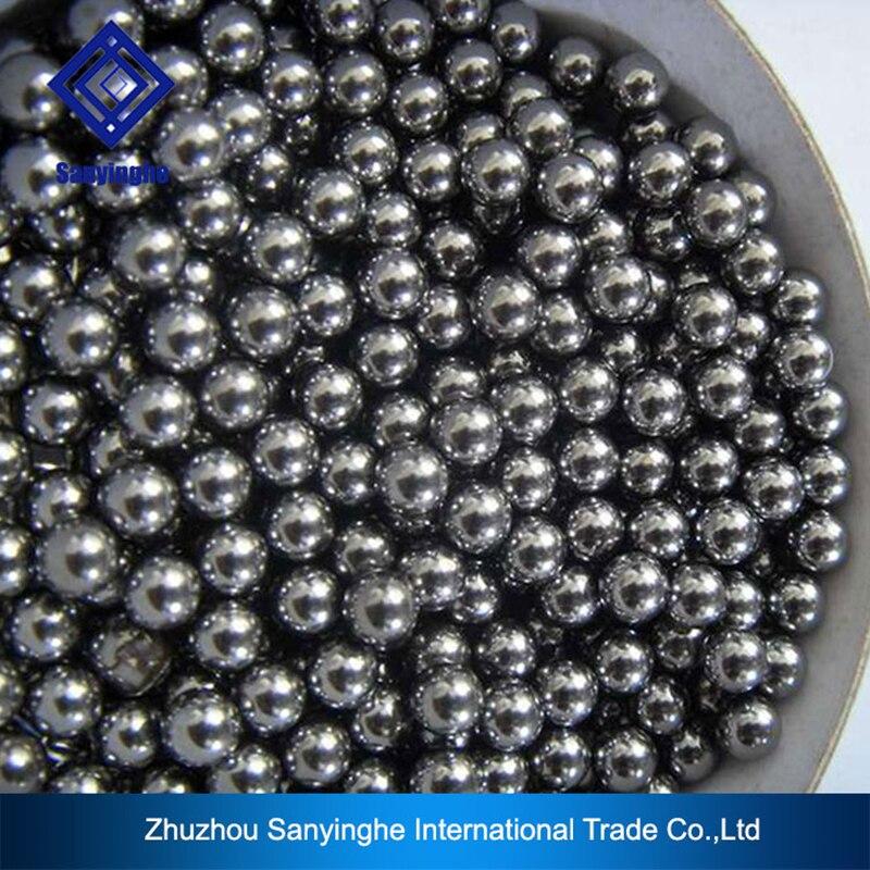 50 teile/lose 7mm hartmetall kugel TC balls YG8 für fräsen cutter/lager armaturen präzision instrument legierung ball
