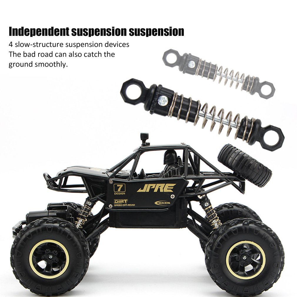 4WD Remote Control High Speed Vehicle 2.4Ghz Electric RC Toys Monster Truck Buggy Off-Road Toys Kids Suprise Gifts enlarge