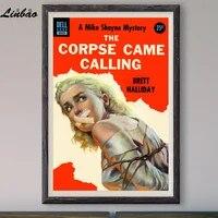 Ding V165 1955  Dong  Affiche en soie personnalisee  Vintage  film classique  decoration murale  cadeau de noel