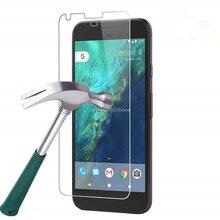 2pcs Tempered Glass For Google Pixel Pixel 2 3 3A 4 XL Lite 1 Pixel2 Pixel3 Pixel3Lite  Screen Protector Protective Film