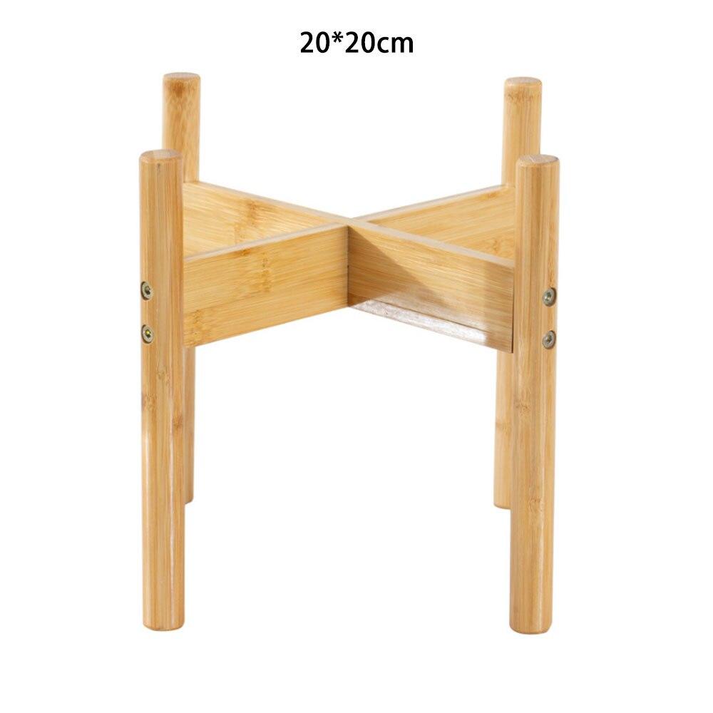 Maceta de madera Vintage, soporte de planta para decoración del hogar, soporte de bonsái, macetas de jardín, macetas, estante de la decoración, artesanías