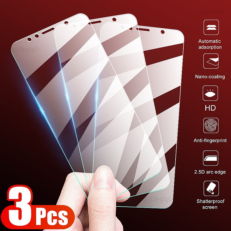 3pcs-tempered-glass-on-the-for-honor-x10-9s-9a-9c-9x-8a-8c-8s-8x-screen-protector-for-honor-7a-7c-7s-7x-v30-v20-x10-20s-30s-film