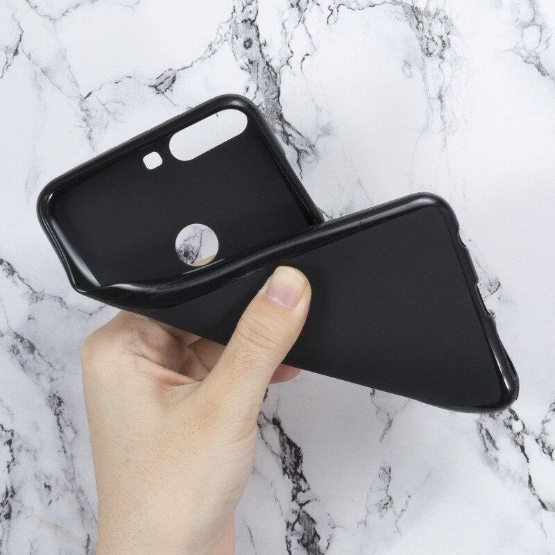 Cajas de teléfono de lujo Coque para Lenovo K910 K900 S820 S660 A606 S856 A536 S850 P780 A916 A859 A319 A806 negro suave cubierta de la Caja