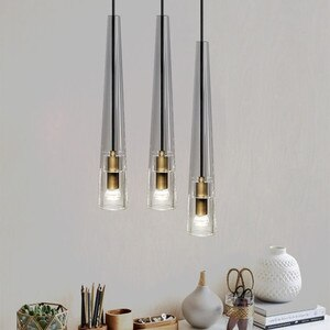 Modern Led Pendant Lights Nordic Creative Hanging Lighting Fixture Minimalist Living Bedroom Restaurant Decor Suspension Lamps