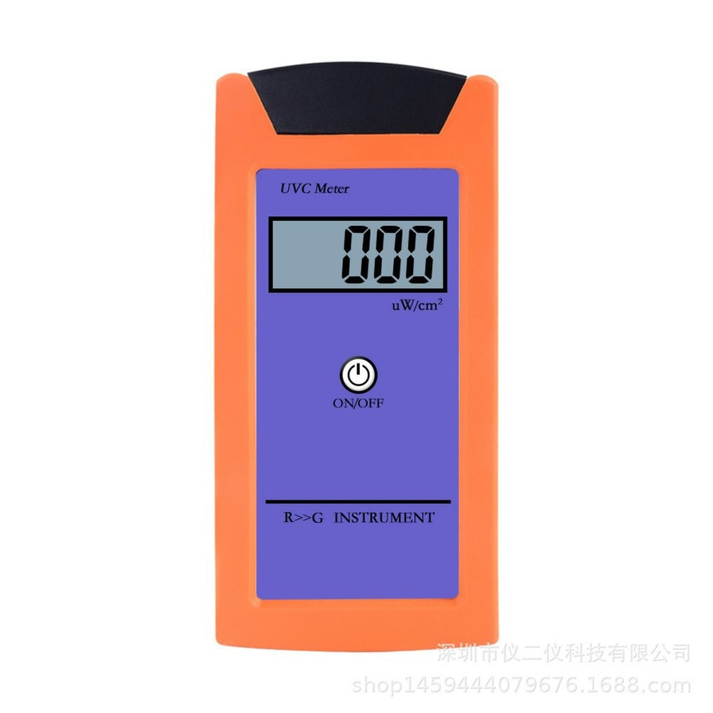 TTE35078 High Precision Uvb Reptile Testing Device With Uvb Light Meter And Uvb Sturdy Practical Uvb Reptile Testing Device