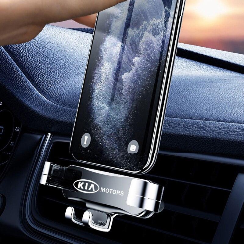 Металлический держатель для телефона автомобильный навигатор Мобильный телефон держатель Кронштейн Поддержка