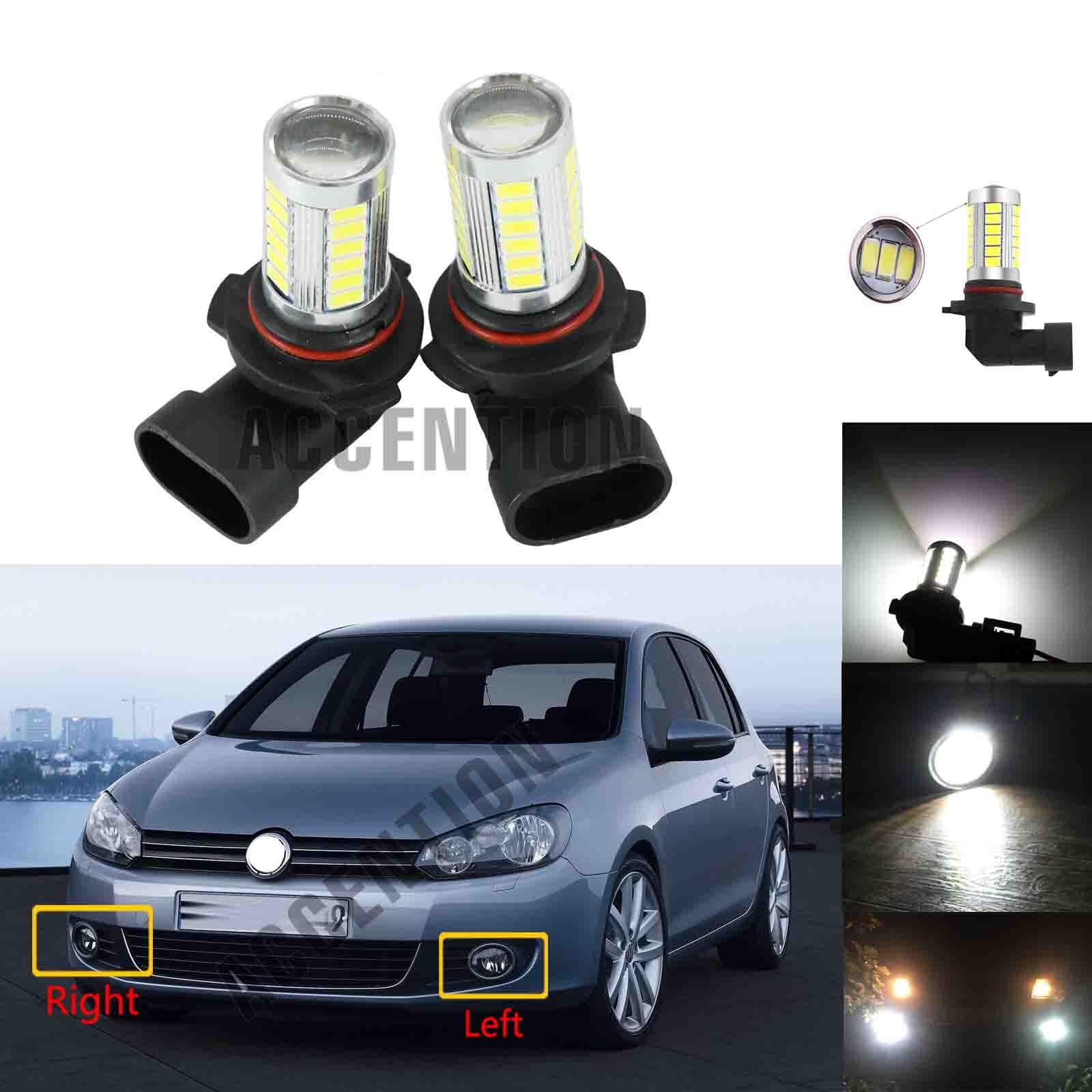 Ampoules de voiture, pour VW Golf 6 MK6, LED, 2009, 2010, 2011, 2012, 2013, LED