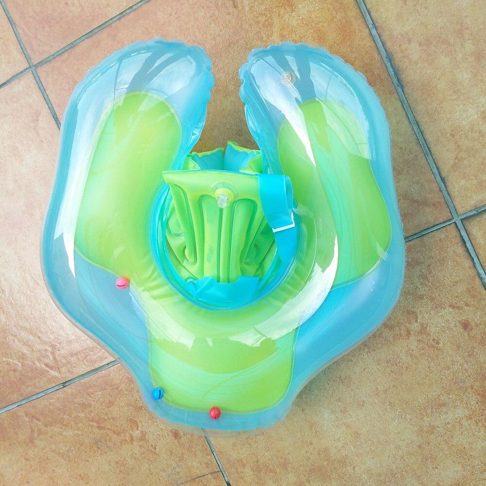Natação acessórios do bebê pescoço anel tubo de segurança infantil float círculo para banho inflável água dropship